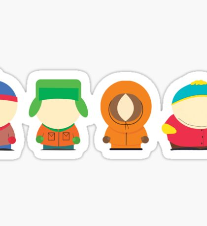 South Park Boys Sticker