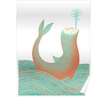 Nessie's Big Day Out Poster