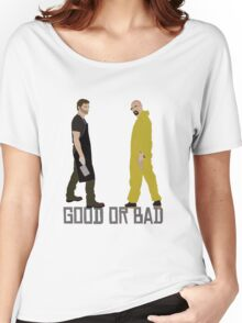 Good or Bad? Women's Relaxed Fit T-Shirt