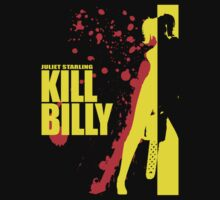 Kill Billy Shirt (Sticker in Description) by num421337
