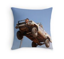 Riverland 4x4 Challenge 2012 Throw Pillow