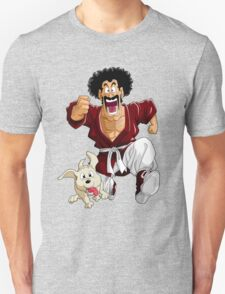 Mr satan and Bee T-Shirt