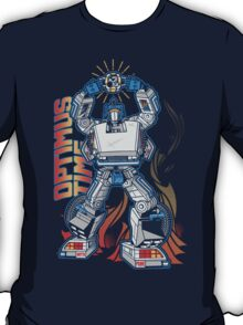 Optimus Time T-Shirt