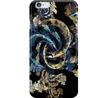 Worm Hole in Space iPhone Case/Skin