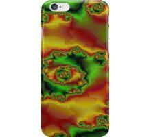 Volcanic Green Islands iPhone Case/Skin