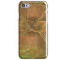 Veils of Yellow and Orange iPhone Case/Skin