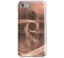 Underwater Propeller Abstract iPhone Case/Skin