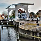 South Harbour Bridge by Adri  Padmos