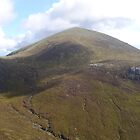 Slieve Donard-Northern Ireland's Highest Mountain by Desaster