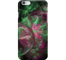 The World of Green and Pink iPhone Case/Skin