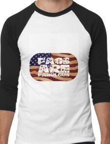 Fags are FABULOUS Men's Baseball ¾ T-Shirt