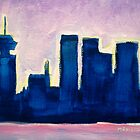 Sundown Vancouver by Morgan Ralston