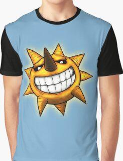 Soul Eater Sun  Graphic T-Shirt
