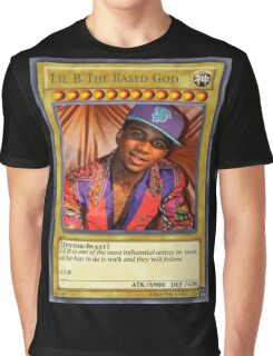 Lil B the based god. Graphic T-Shirt