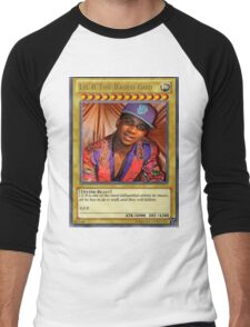 Lil B the based god. Men's Baseball ¾ T-Shirt