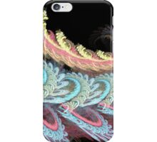 Swirling Pastel Rainbow iPhone Case/Skin