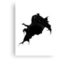 Batman WIP Canvas Print