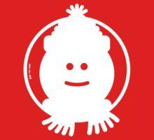 Christmas Snowman Avatar Baby Tee
