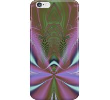 Space Shuttle Launch Abstract iPhone Case/Skin