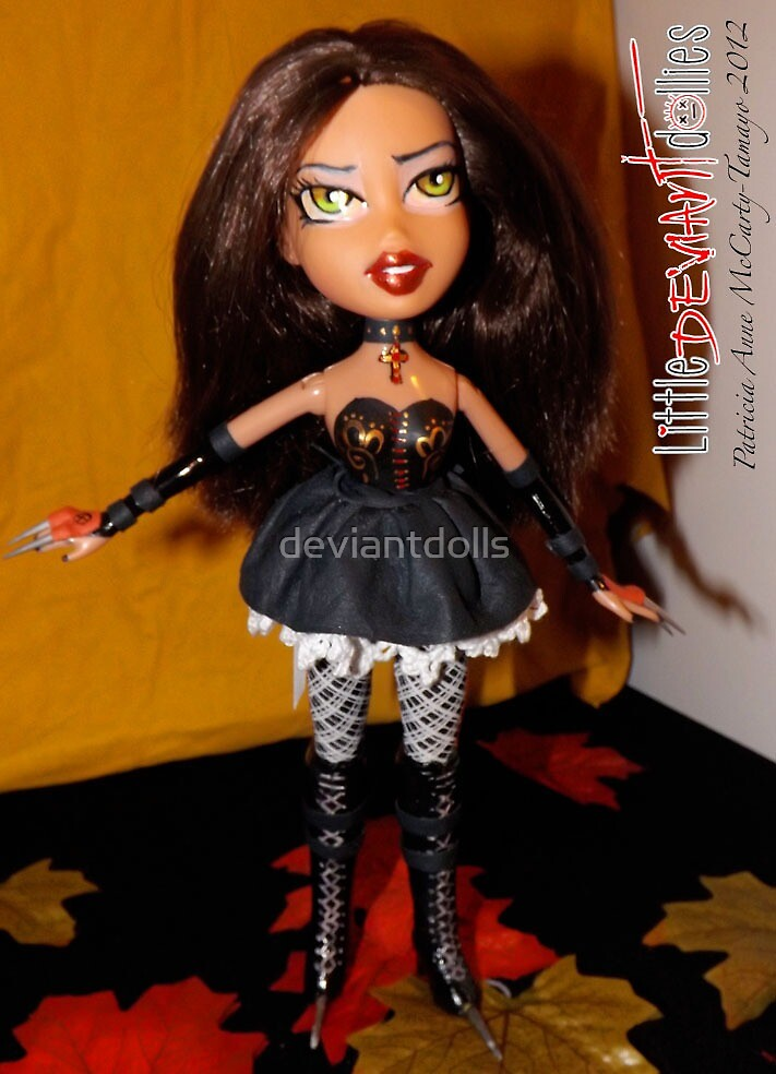 X23 standing with no doll stand by deviantdolls