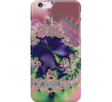 Shimmering Pink Portal to Purple iPhone Case/Skin