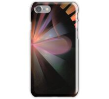 Shades of Red Explosion iPhone Case/Skin