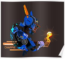 I am Chappie Poster