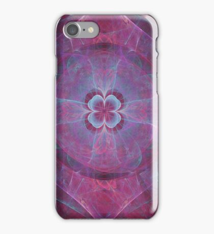 Royal Four Leaf Clover iPhone Case/Skin