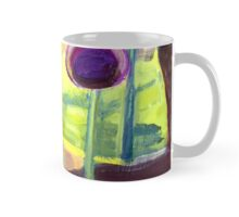 Chanticleer Purple Allium Garden Purple Globe Flowers Mug