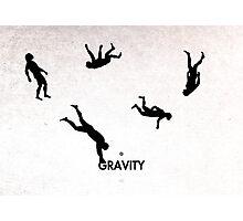 99 Steps of Progress - Gravity Photographic Print