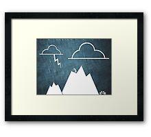 The Adventurer Framed Print