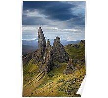 The Storr, Skye Poster