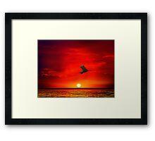 Sunset 11 Framed Print
