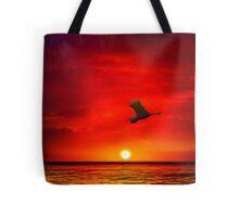 Sunset 11 Tote Bag