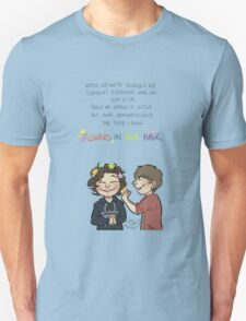 flowers in your hair :) T-Shirt