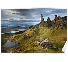 The Storr, Isle of Skye Poster