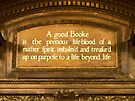 A Good Booke by Benedikt Amrhein