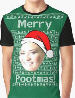 MERRY POOT LOVATO MAS !! Graphic T-Shirt