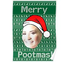 MERRY POOT LOVATO MAS !! Poster
