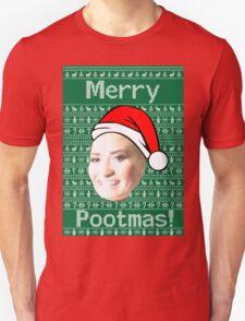 MERRY POOT LOVATO MAS !! T-Shirt