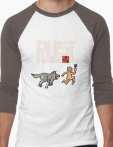 Rust players be like Men's Baseball ¾ T-Shirt