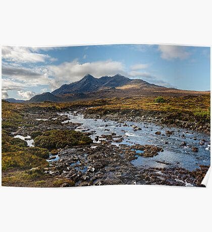 The Northern Cuillins Poster