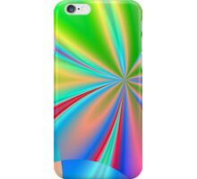 Rainbow Pinwheel iPhone Case/Skin