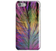 Rainbow Feather Duster iPhone Case/Skin
