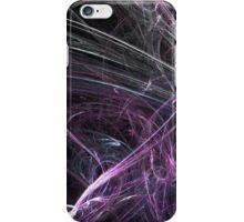 Purple Strands iPhone Case/Skin