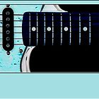guitar blue by david balber
