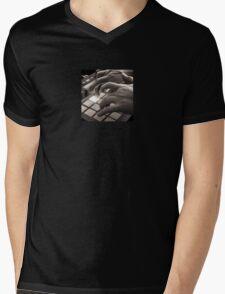 More Rhythm, Drum Machine Oil Painting Mens V-Neck T-Shirt