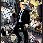 Phil Coulson, Professional Badass by pagebranson