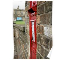 Just a Post Box Poster
