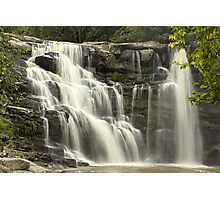 Waterfall in Paradise HDR Photographic Print